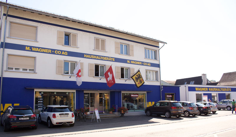 Geschäftslokal Schlossstrasse 21